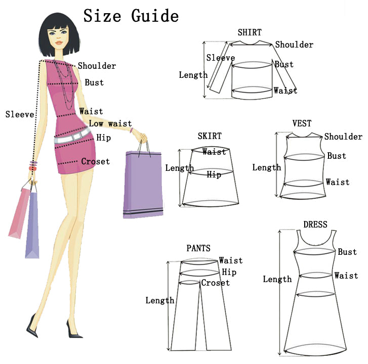 Best Kawaii Sizing Guide