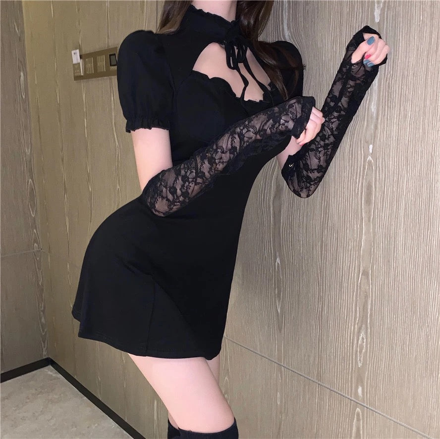 Hollow Out  Sexy Dress