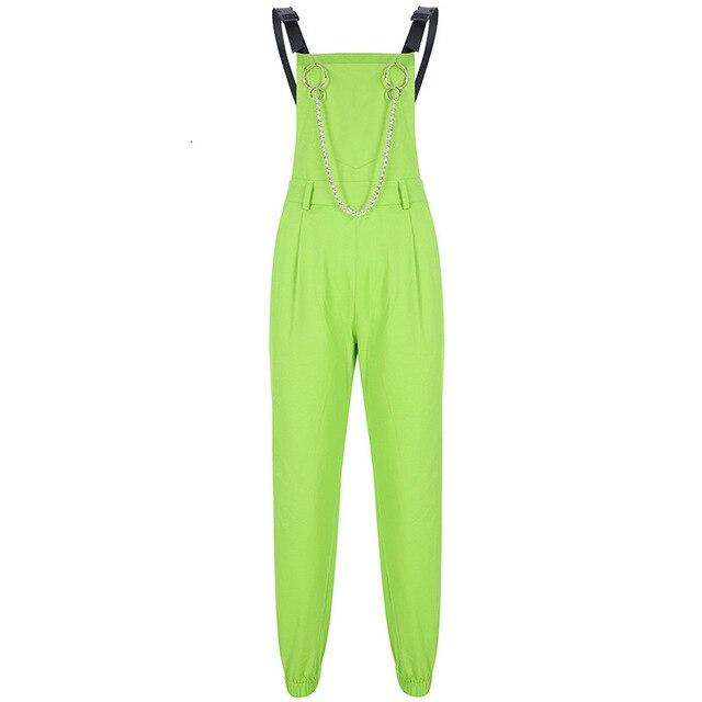 Bestkawaii-Chained-Green-Jumpsuit