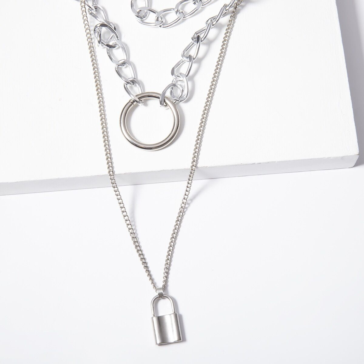 Bestkawaii-Multi-Layer-Lock-Necklace