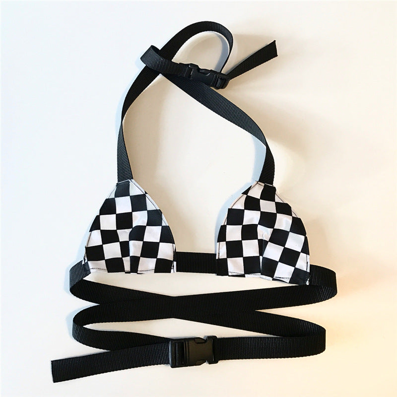Bestkawaii-Sexy-Checkboard-Top-Bra