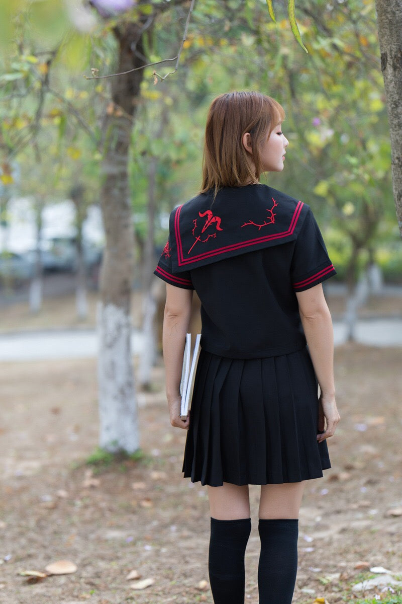 Black Devil School Uniform