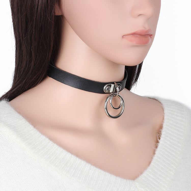 Bestkawaii-Double-O-Ring-Choker