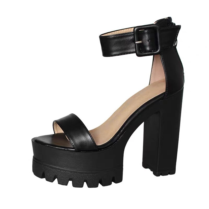 High-heel Sandals Sophia