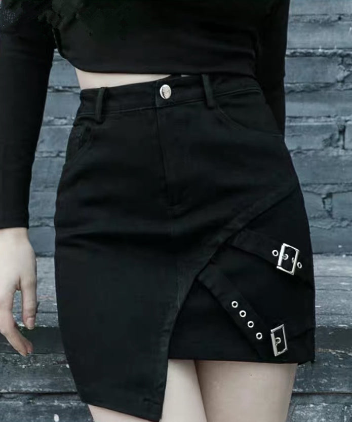 Bestkawaii-Irregular-Mini-Skirt