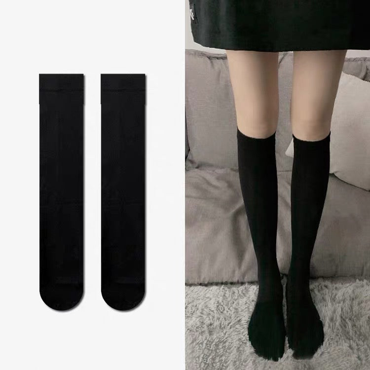 Japanese School Uniform Socks With Leg Ring