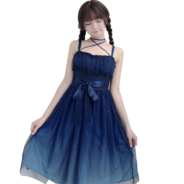 Galaxy Fairy Lady Dress