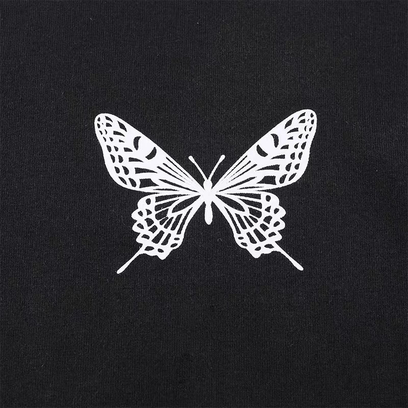 bestkawaii-One- Butterfly -Printing- Top