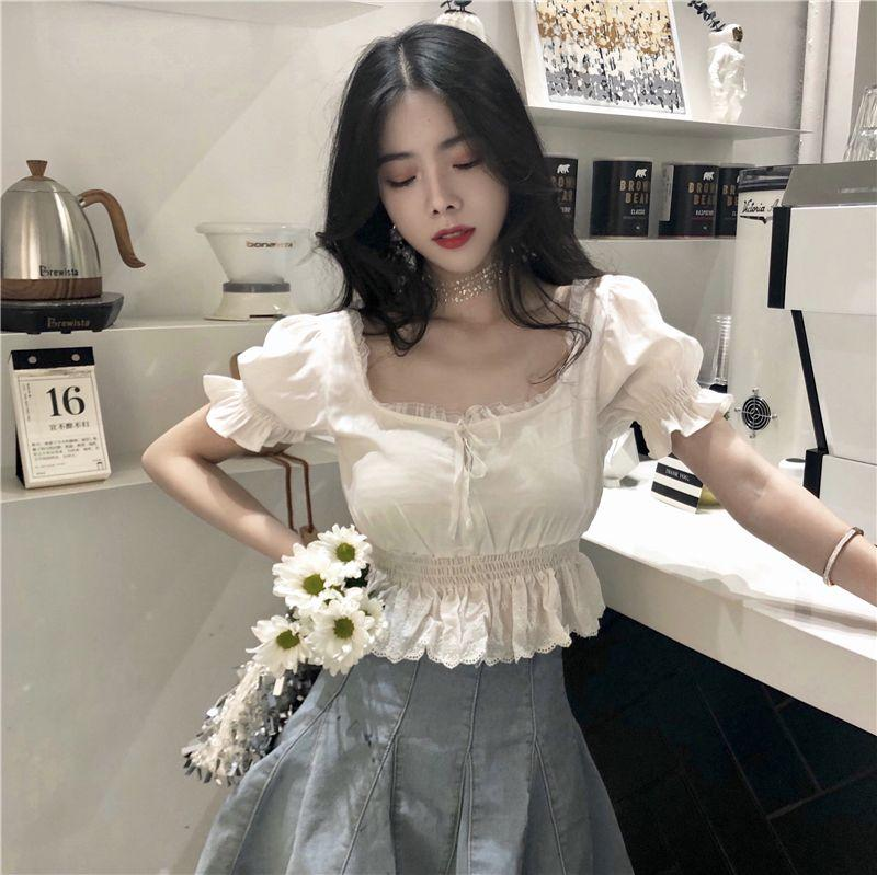 Best Kawaii - Vintage Lace top