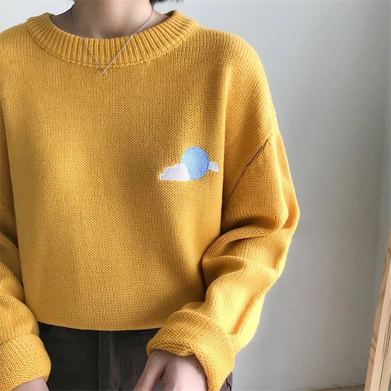 Best Kawaii - Weather Sweater