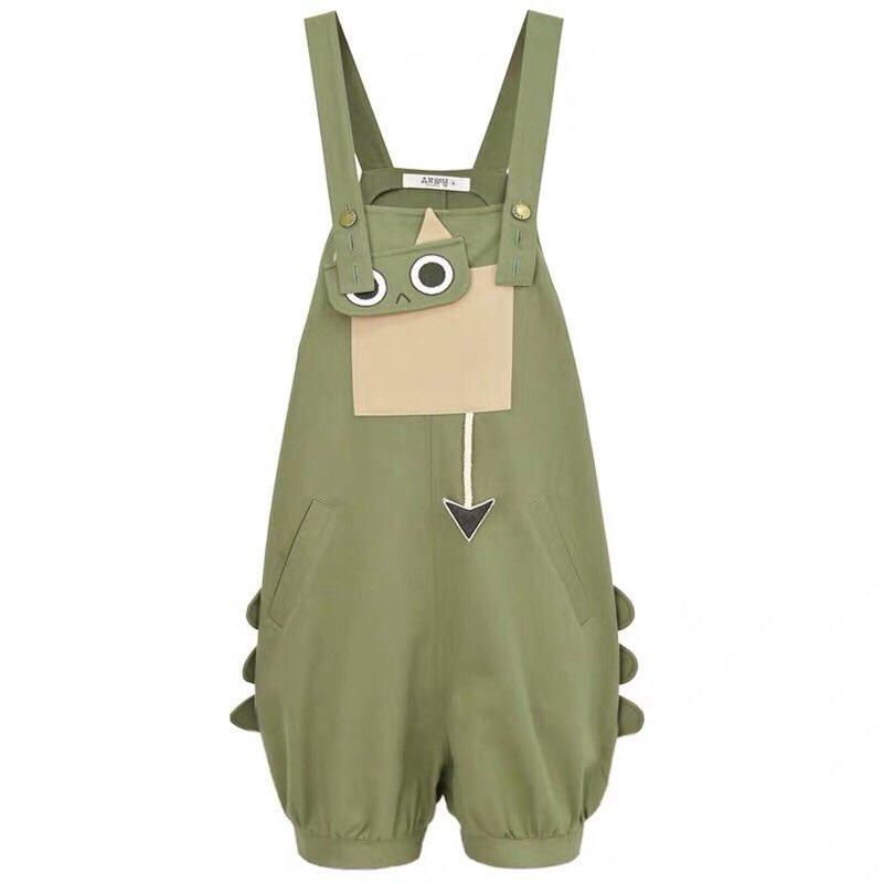 bestkawaii-baby-monster-set-shirt-overall