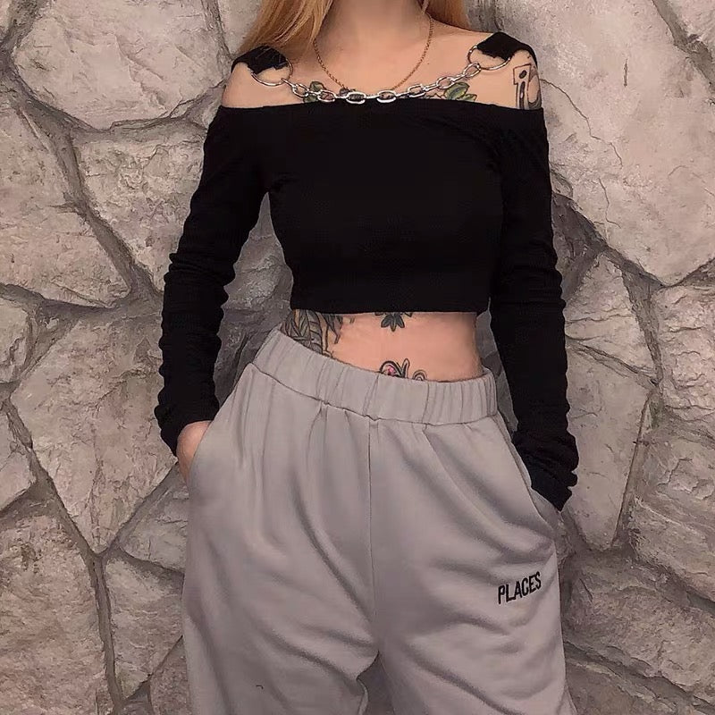 bestkawaii-off-shoulder-chain-top-gothic-punk-fashion-bestkawaii-off-shoulder-chain-top-gothic-punk-fashion-