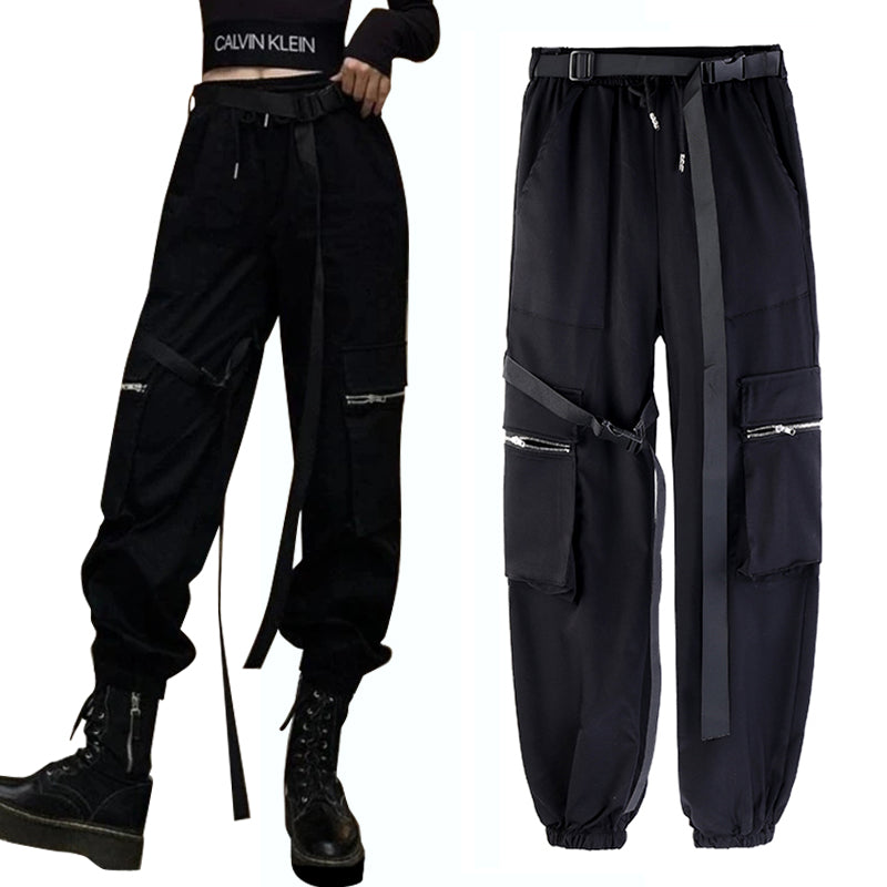 bestkawaii-street-cargo-pants-with-belt
