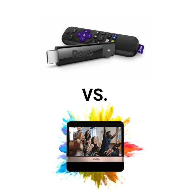 Roku Plus Stick Review vs Dabby by DabKick (2020)