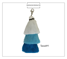 Load image into Gallery viewer, Tassel Charm #1