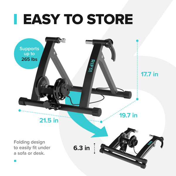 Magnetic Bike Trainer Stand