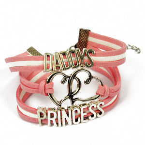 Daddy's Princess Bracelet
