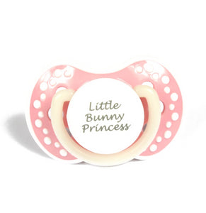 ABDL little bunny princess pacifier