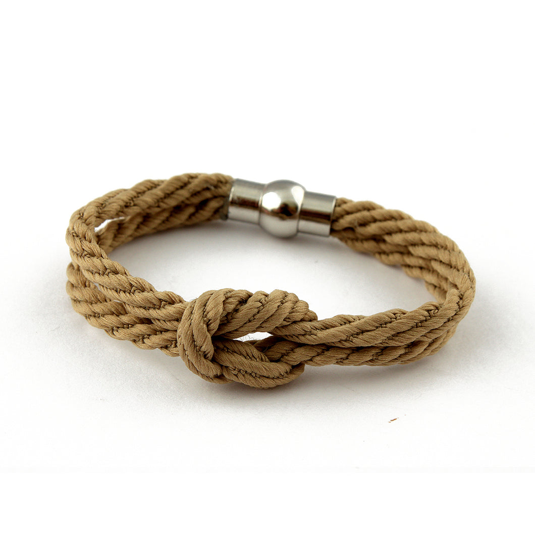 Shibari bondage rope jute inspired bracelet - hand made to order in your perfect size and colour! Perfect gift for a BDSM bondage fan