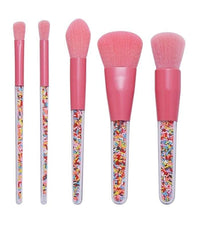 Make Up Brushes Candy Make Up Brushes - Pink