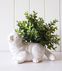 Planter Alley Cat Pot/Planter