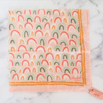 Load image into Gallery viewer, Rainbow Cotton Bandana