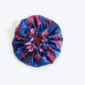 African Style Silk Hair Bonnets COMING SOON