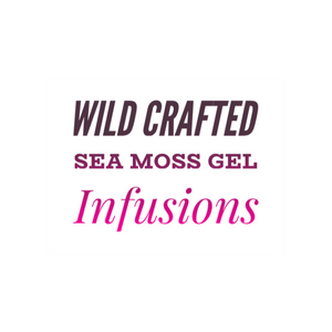 Sea Moss Gel Infusions