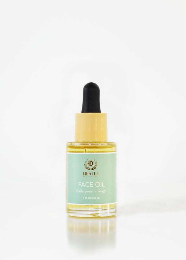 Heales Face Oil