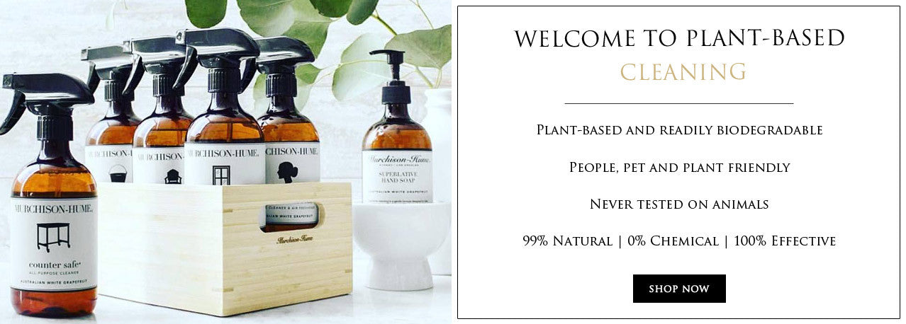 Murchison Hume Australia Plant Based Products Clean Is