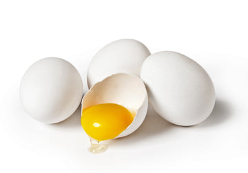 Eggs, White 2.5DZ