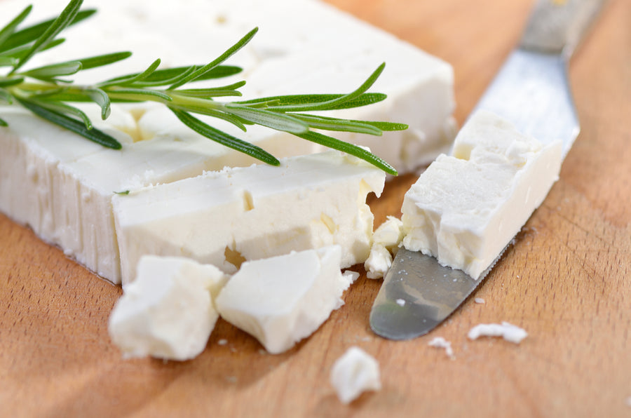 Cheese, WRC Feta