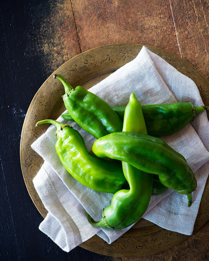 Chiles, Mild New Mexico Hatch