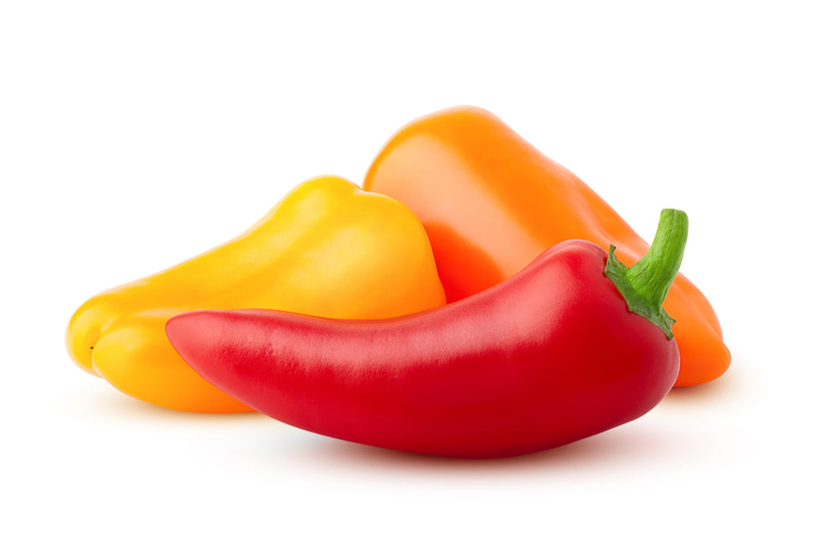Peppers, Mini Sweet Bell 1LB
