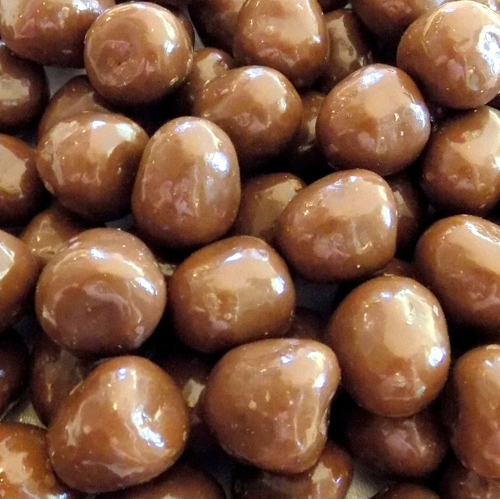 Milk Chocolate Covered Caramels