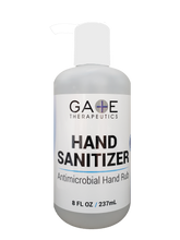 Load image into Gallery viewer, Hand Sanitizer 8 oz 70% Alcohol with Disc Top Case of 25