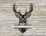 Big Buck Monogram