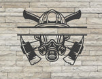 Firefighter Monogram