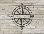 Navigation Star Monogram