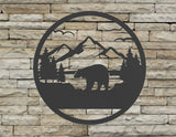 Outdoor Bear Monogram