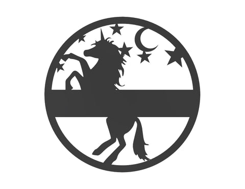 Unicorn V2.0 Monogram