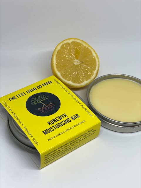 Trio of Subtle Lemon Kunewyk Moisturising Bars