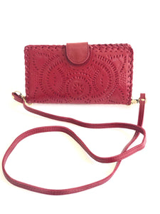 Starling Wallet <br> Cranberry