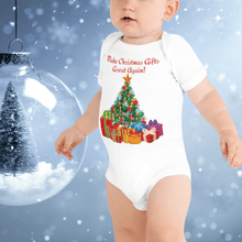 Load image into Gallery viewer, Make Christmas Gifts Great Again! Baby Bodysuit