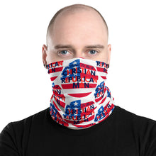 Load image into Gallery viewer, Christian Man, Republican Men, American Neck Gaiter - More94, Trump, Republican, Conservative, GOP, Patriotic Clothing