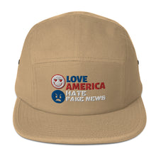 Load image into Gallery viewer, Trump, Conservative, Republican, USA Cap, Five Panel Cap - More94, Trump, Republican, Conservative, GOP, Patriotic Clothing