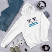 Load image into Gallery viewer, Trump, Patriots, GOP, Conservative Womens Hoodie - More94, Trump, Republican, Conservative, GOP, Patriotic Clothing