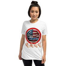 Load image into Gallery viewer, Republican, Conservative, GOP, Trump, USA, Womens Shirt, T Shirt, T-Shirt