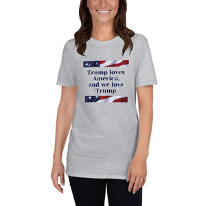 Conservative, Republican, GOP Ladies T Shirt, T-Shirt, Shirt - More94, Trump, Republican, Conservative, GOP, Patriotic Clothing