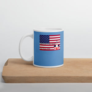 Christian GOP, Republican Christian, American Mug - More94, Trump, Republican, Conservative, GOP, Patriotic Clothing